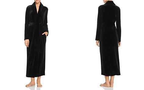 Natori Natalie Long Velvet Robe - Bloomingdale's_2