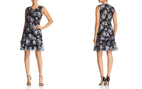 Le Gali Roseanna Floral Print Dress - Bloomingdale's_2