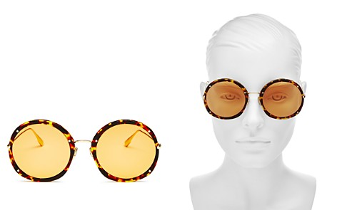 Dior Women's Hypnotic Round Sunglasses, 56mm - Bloomingdale's_2