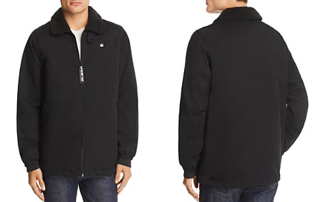 G-STAR RAW Teddy Coach Jacket - Bloomingdale's_2