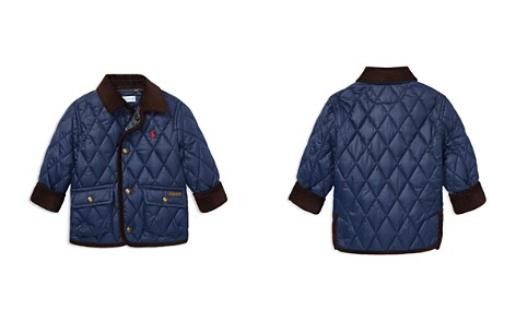 Ralph Lauren Boys' Quilted Car Coat - Baby - Bloomingdale's_2