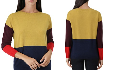 HOBBS LONDON Becca Color-Block Sweater - Bloomingdale's_2
