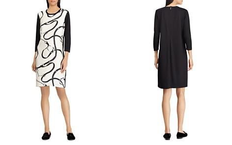 Lauren Ralph Lauren Swirl Shift Dress - Bloomingdale's_2