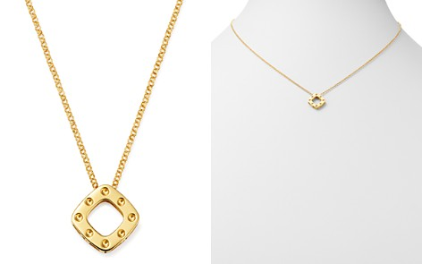 """Roberto Coin 18K Yellow Gold Pois Moi Small Pendant Necklace, 18"""" - Bloomingdale's_2"""