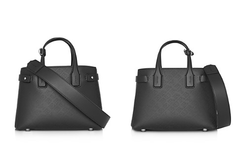 Burberry The Small Banner Perforated Leather Tote - Bloomingdale's_2