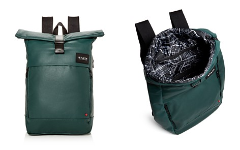 STATE Colby Coated Canvas Backpack - Bloomingdale's_2