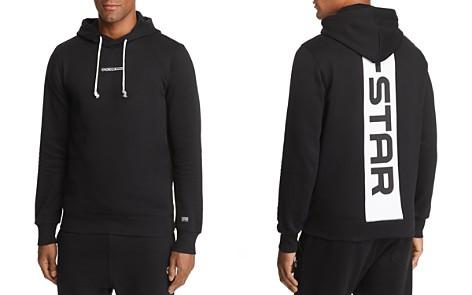 G-STAR RAW Rodis Contrast-Back Hooded Sweatshirt - Bloomingdale's_2