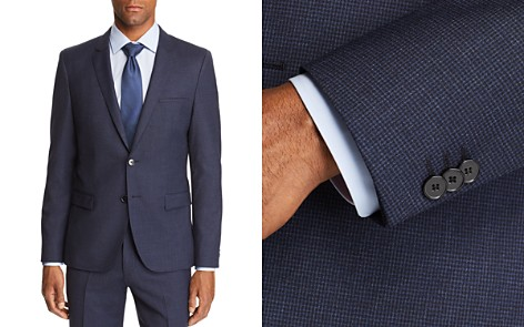 Hugo Arti Micro-Check Slim Fit Suit Jacket - Bloomingdale's_2