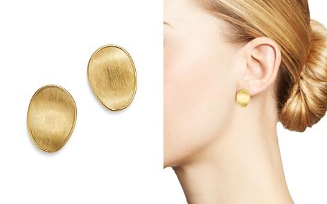 Marco Bicego 18K Yellow Gold Lunaria Stud Earrings - Bloomingdale's_2