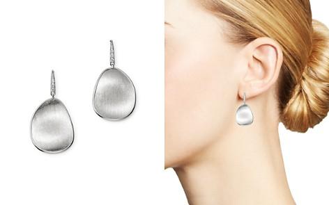 Marco Bicego 18K White Gold Lunaria Brilliant-Cut Diamond Earrings - Bloomingdale's_2