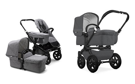 Bugaboo Donkey2 Classic Mono Complete Stroller with Black Chassis - Bloomingdale's_2