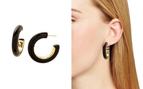 Gorjana Irina State Lucite Hoop Earrings - Bloomingdale's_2