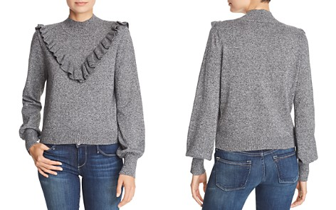 The Fifth Label Arc Ruffled Sweater - Bloomingdale's_2