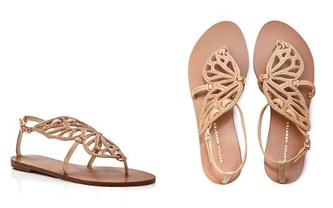 Sophia Webster Women's Bibi Butterfly Open Toe Studded Leather Sandals - Bloomingdale's_2
