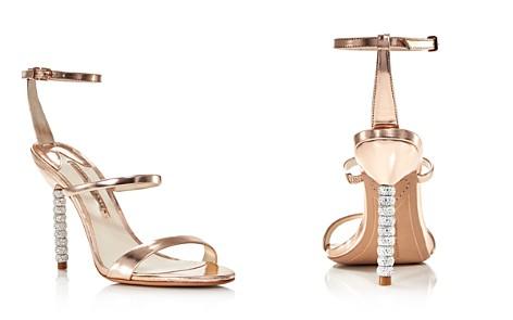 Sophia Webster Women's Rosalind Crystal Metallic Leather High-Heel Sandals - Bloomingdale's_2