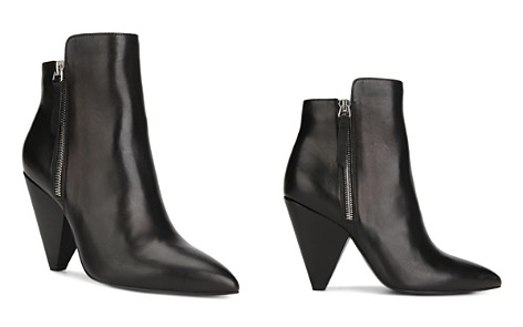 Kenneth Cole Women's Galway Leather High-Heel Booties - Bloomingdale's_2