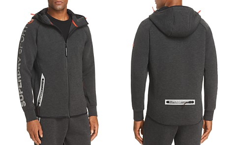 Superdry Gym Tech Zip-Front Hoodie - Bloomingdale's_2