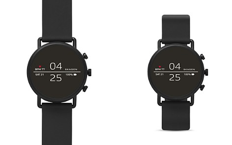Skagen Falster 2 Black Smartwatch, 40mm - Bloomingdale's_2