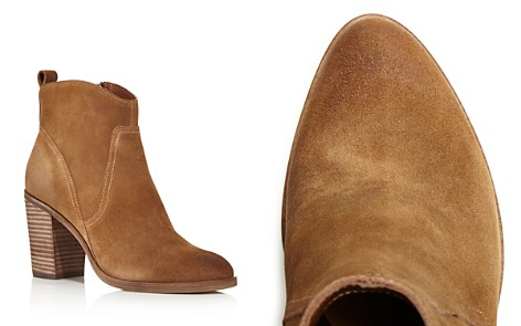 Dolce Vita Women's Saint Suede Zip-Up Booties - Bloomingdale's_2