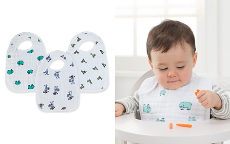 Aden and Anais Jungle Jam Snap Bibs - Set of 3 - Bloomingdale's_2
