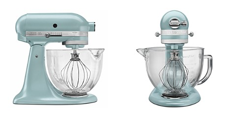 KitchenAid Artisan Design 5-Quart Stand Mixer with Glass Bowl #KSM155GB - Bloomingdale's_2