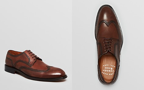 Gordon Rush Leather Wingtip Dress Shoes - Powell - Bloomingdale's_2