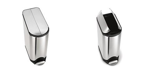 Simplehuman 45-Liter Butterfly Step Garbage Can - Bloomingdale's Registry_2