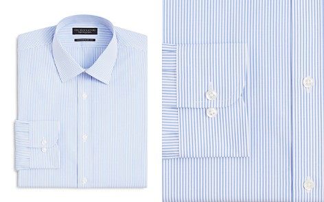 The Men's Store at Bloomingdale's Striped Dress Shirt - Regular Fit - 100% Exclusive_2
