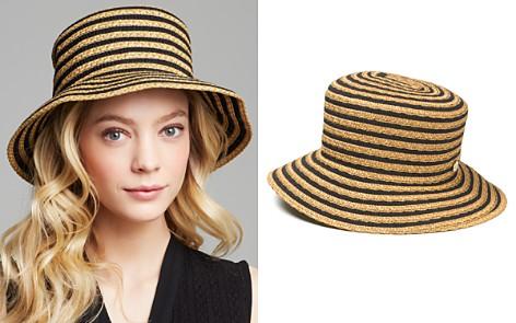 Eric Javits Braid Dame Multicolor Bucket Hat - Bloomingdale's_2