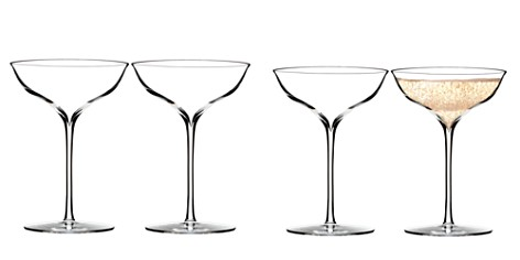Waterford Elegance Champagne Belle Coupe Glass, Pair - Bloomingdale's Registry_2