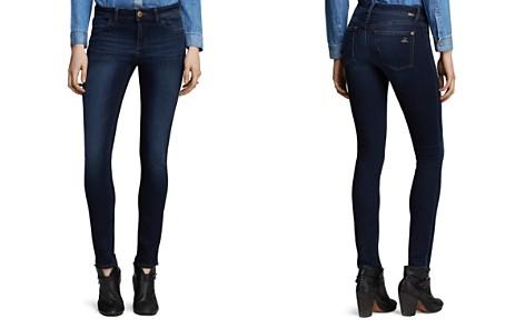 DL1961 Florence Instasculpt Skinny Jeans in Warner - Bloomingdale's_2