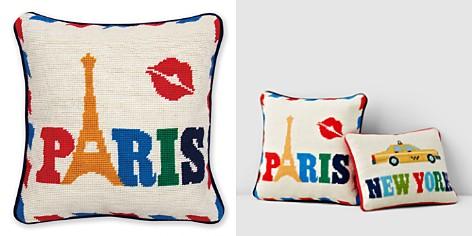 """Jonathan Adler Jet Set Paris Pillow, 12"""" x 12"""" - Bloomingdale's_2"""