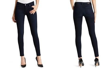 Paige Denim Jeans - Transcend Verdugo Ultra Skinny in Tonal Mona - Bloomingdale's_2