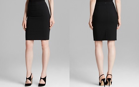 Armani Collezioni Skirt - Wool - Bloomingdale's_2