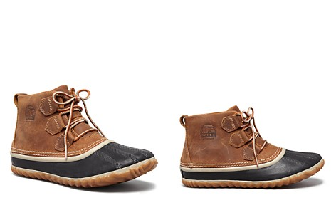 Sorel Out N About Lace Up Waterproof Duck Booties - Bloomingdale's_2
