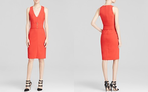 FRENCH CONNECTION Dress - Romeo Stretch - Bloomingdale's_2