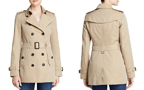 Burberry Heritage Sandringham Short Trench Coat - Bloomingdale's_2
