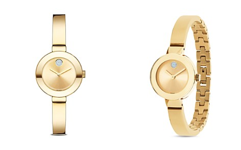 Movado BOLD with Crystal Dot, 25mm - Bloomingdale's_2