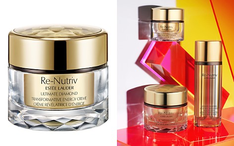 Estée Lauder Re-Nutriv Ultimate Diamond Transformative Energy Creme - Bloomingdale's_2