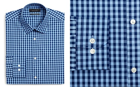 The Men's Store at Bloomingdale's Gingham Dress Shirt - Slim Fit_2