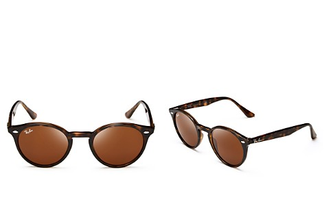 Ray-Ban Round Sunglasses, 49mm - Bloomingdale's_2