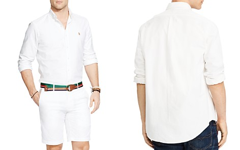 Polo Ralph Lauren Oxford Button-Down Shirt - Classic Fit - Bloomingdale's_2
