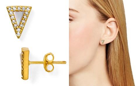 Freida Rothman Slice Stud Earrings - Bloomingdale's_2