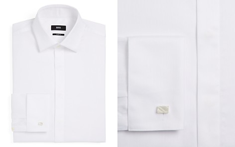BOSS Marlyn Tuxedo Sharp Fit – Regular Fit Dress Shirt - Bloomingdale's_2