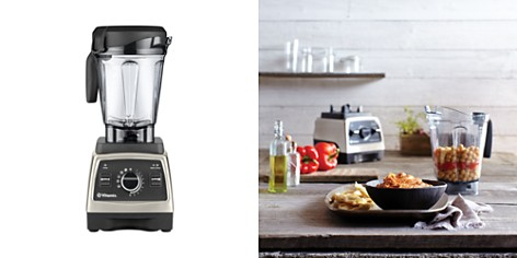 Vitamix Professional Series 750 Heritage Collection Stainless Steel Blender - Bloomingdale's_2