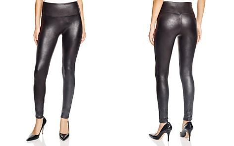 SPANX® Faux Leather Leggings - Bloomingdale's_2