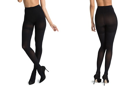 SPANX® Luxe Leg Tights - Bloomingdale's_2