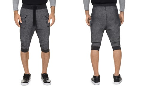 2(X)IST Cropped Cargo Pants - Bloomingdale's_2
