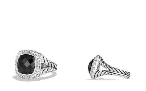 David Yurman Albion Ring with Black Onyx and Diamonds - Bloomingdale's_2