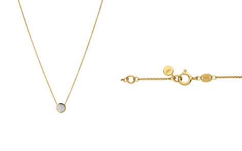 "Links of London Diamond Essentials Pavé Round Necklace, 15.3"" - Bloomingdale's_2"